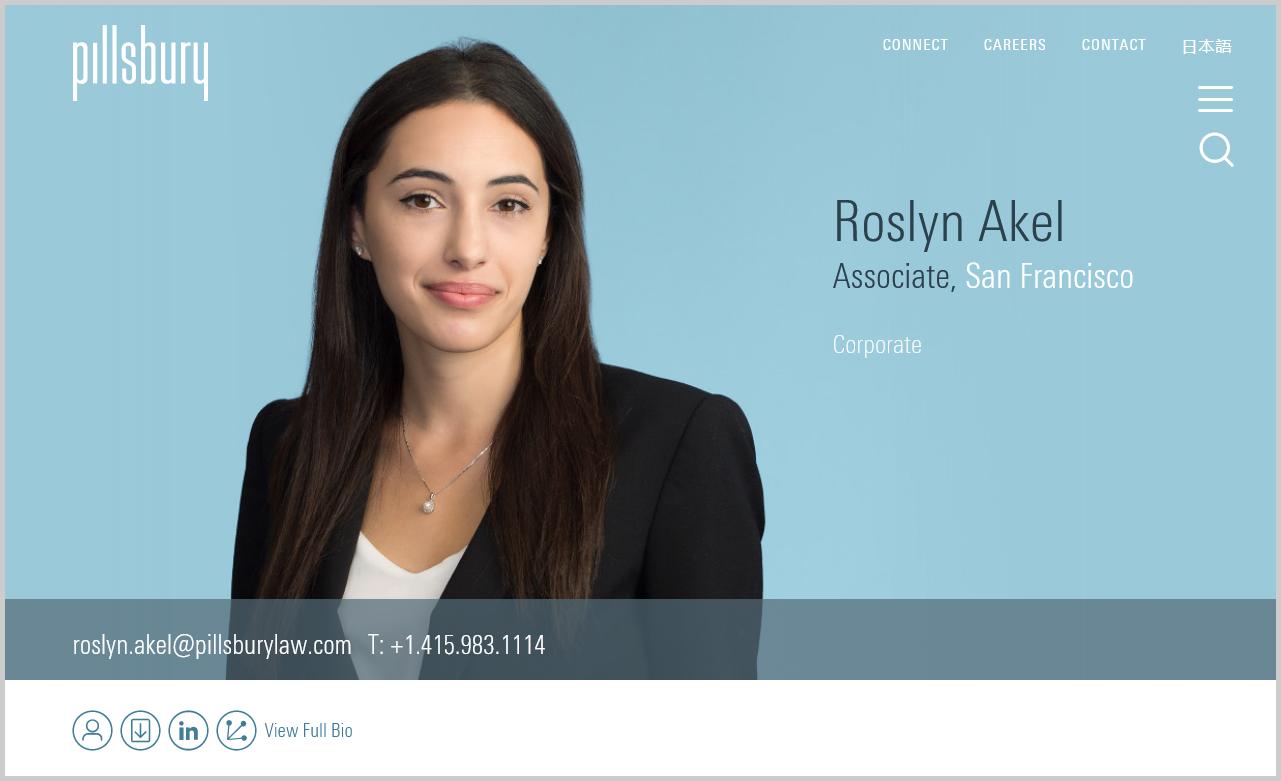Rosyln_Akel_Lawyer_Pillsbury_Bio